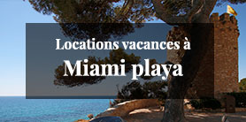 Locations vacances à Miami Playa